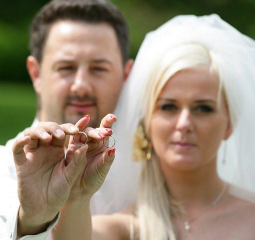 Wideofilmowanie - plener ślubny
