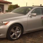 Wynajem auta do ślubu